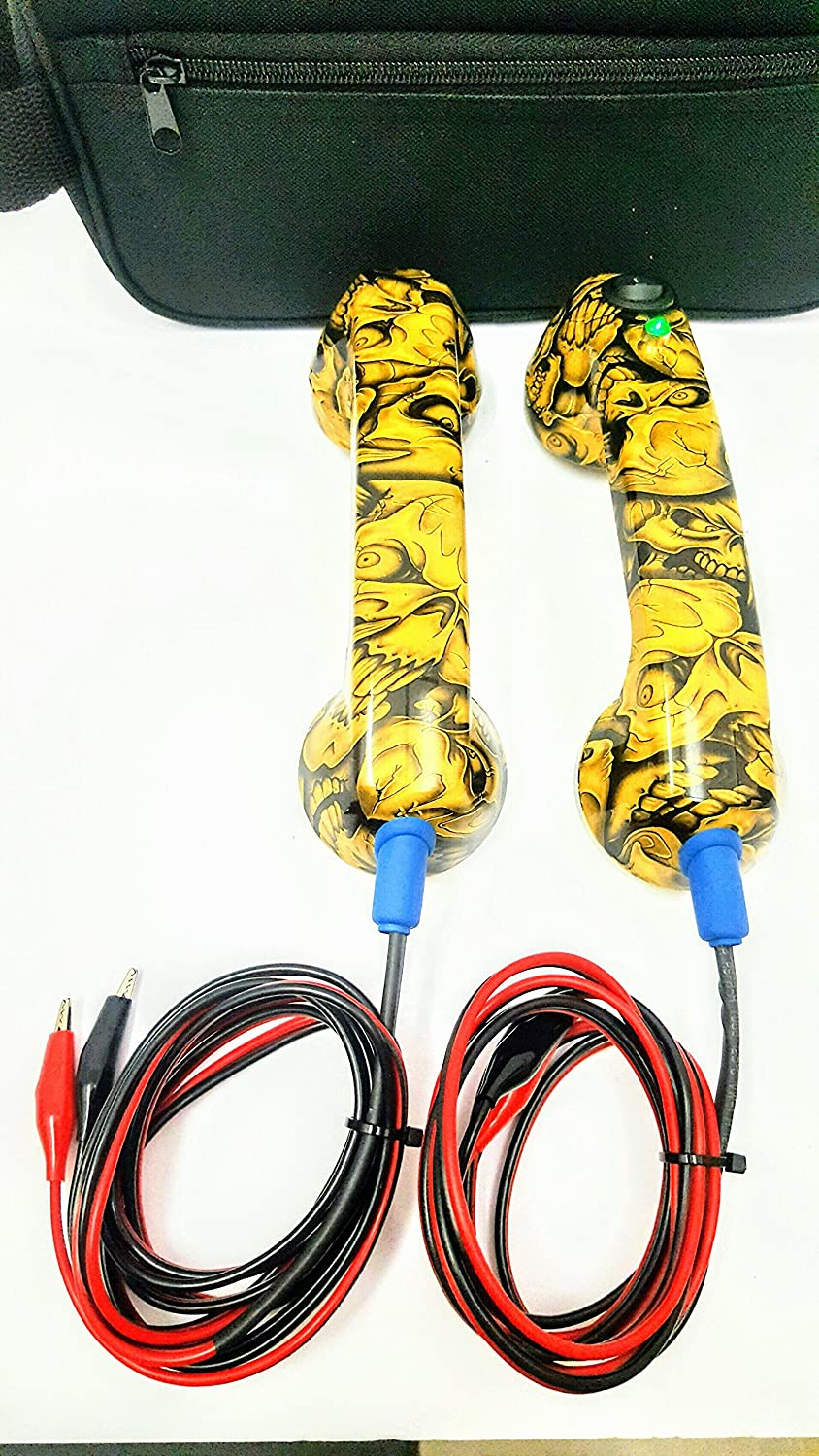 Instrument Tech Electrician Phones Loop Check Continuity Test  Phones