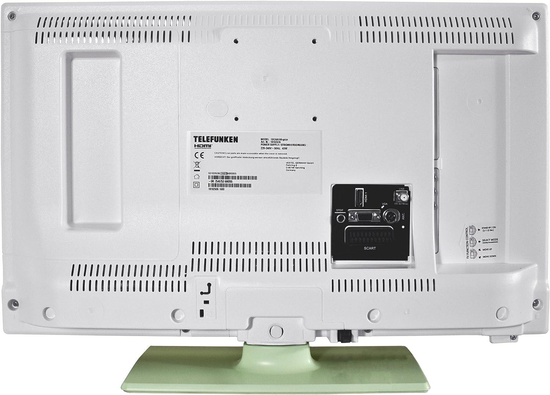 Telefunken 813579 xh24 a100 61 cm (24 Pulgadas) de televisor (HD Ready, sintonizador Triple): Amazon.es: Electrónica