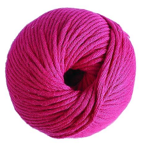 Color Rosa DMC Hilo de Lana Color 043