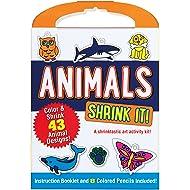 Animals Shrink It! (Shrink Art)