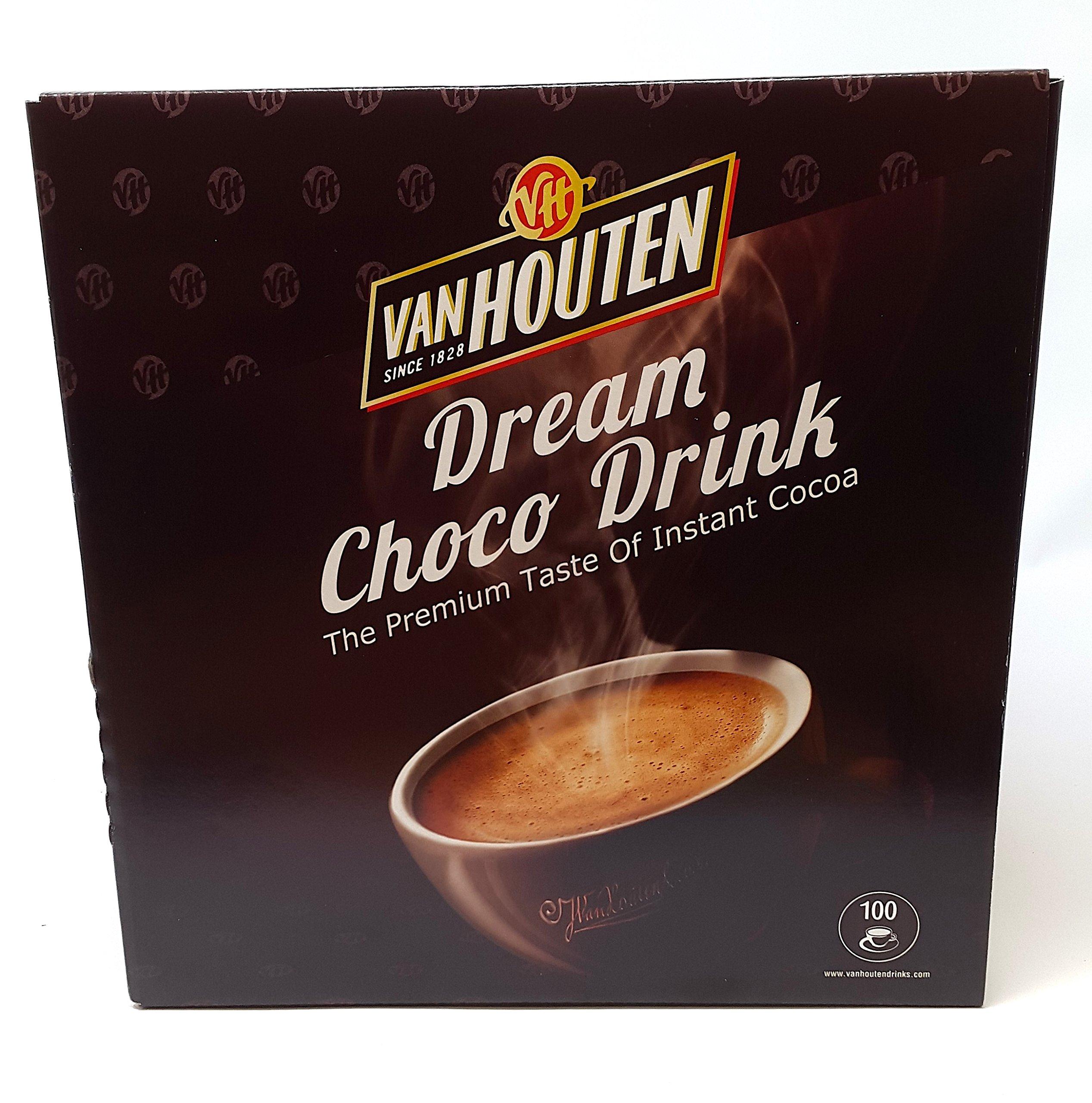 Van Houten Hot Chocolate (100 sachets)