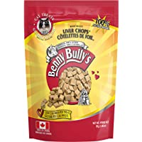 Benny Bullys 776310042848 Chops Beef Liver Cat Treats, 30g, Entry