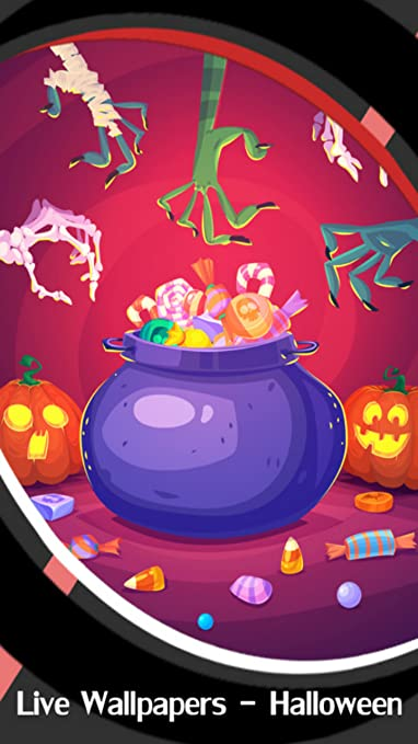 Amazon Live Wallpapers Halloween Appstore For Android