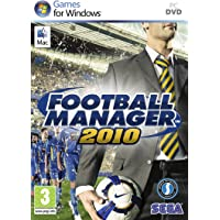 Football Manager 2010 (PC/MAC DVD)
