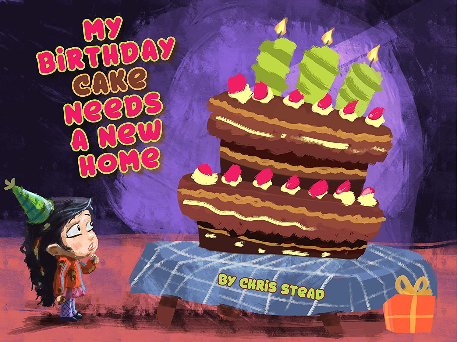 Fabulous My Birthday Cake Needs A New Home An Engaging Entertaining Personalised Birthday Cards Sponlily Jamesorg