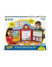 Learning Resources Pretend & Play Original School Set (UK version)