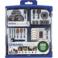 160-Piece Dremel 710-08 All-Purpose Rotary Accessory Kit