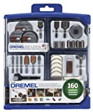 Dremel Rotary Tool Accessory Kit- 710-08- 160