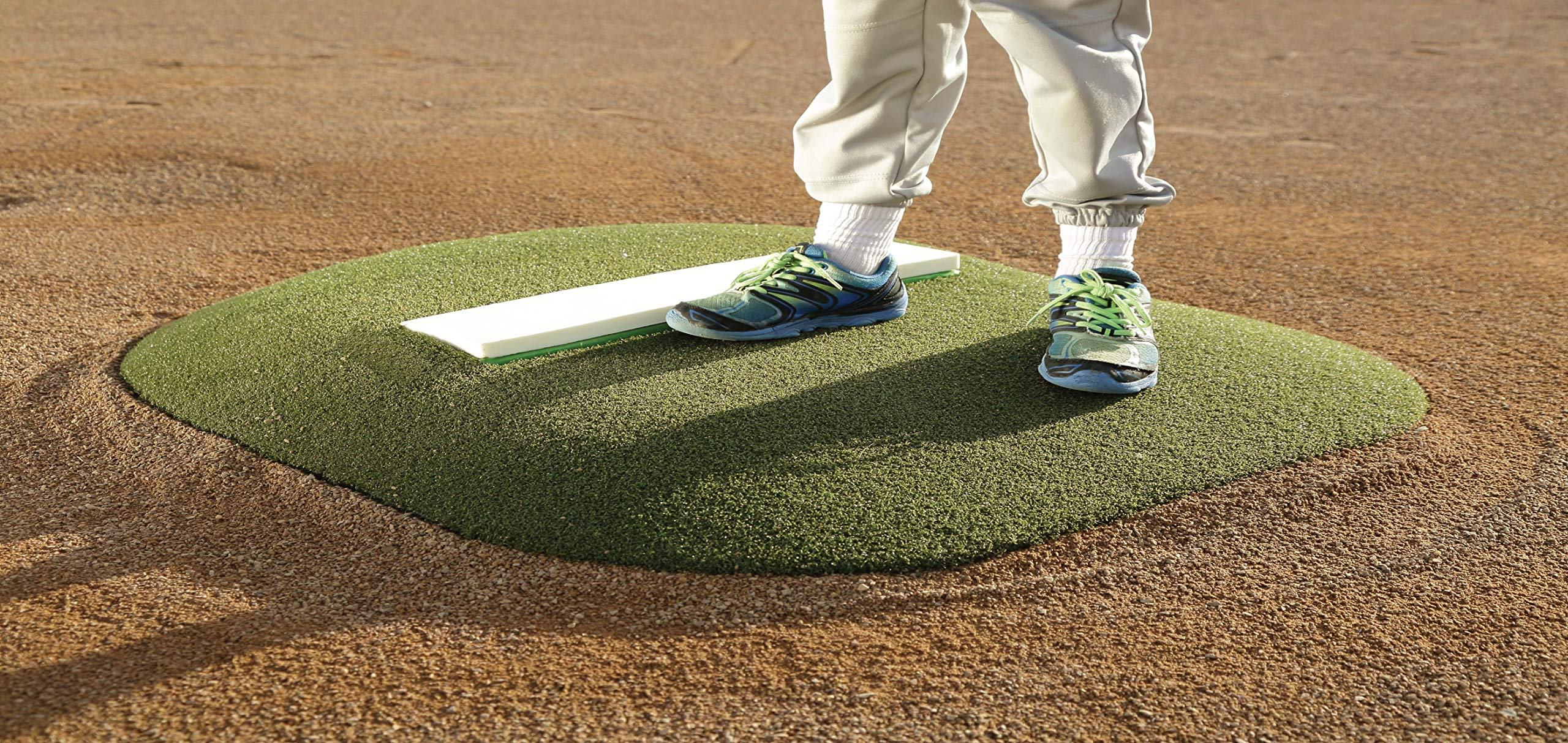 4'' Economy Portable Baseball Pitching Mound by Portolite portable pitching mounds
