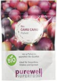 CAMU CAMU Pulver - Bio Superfood - Die beste natürliche Vitamin C Quelle der Welt (100g Camu Camu BIO Pulver)
