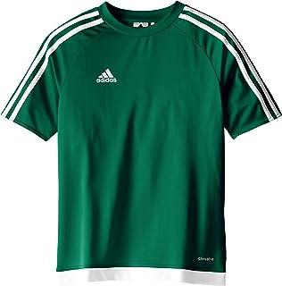 ad7c0381b99c Amazon.com   adidas Youth Squadra 17 Jersey   Clothing