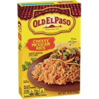 Old El Paso Cheesy Mexican Rice 7.6 oz Box (pack of 12)