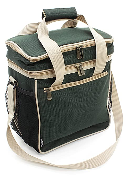 Greenfield Collection CB002H - Bolsa Nevera, Liviana, 18 l, Color ...