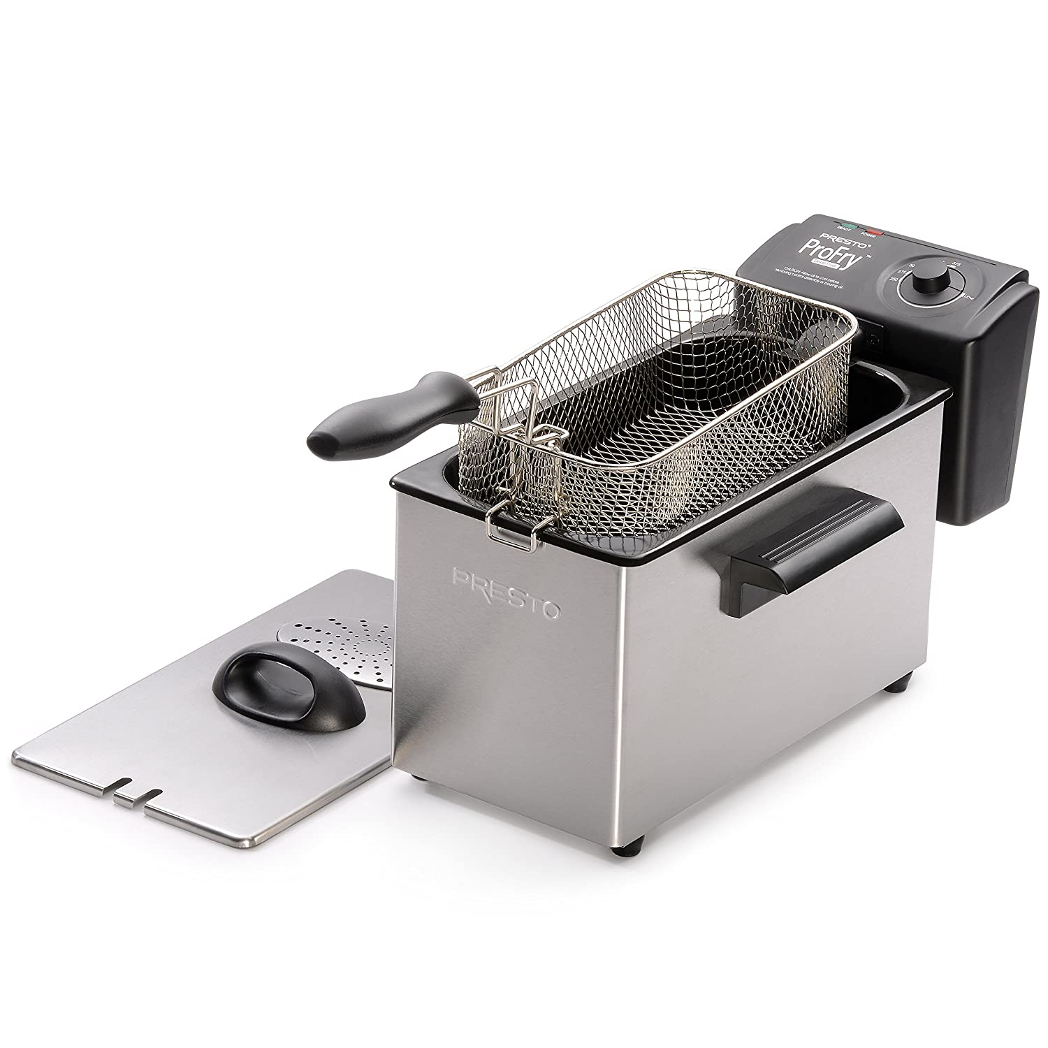 Presto 05488 Stainless Steel ProFry Deep Fryer
