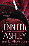 Scandal Above Stairs (A Below Stairs Mystery Book 2)