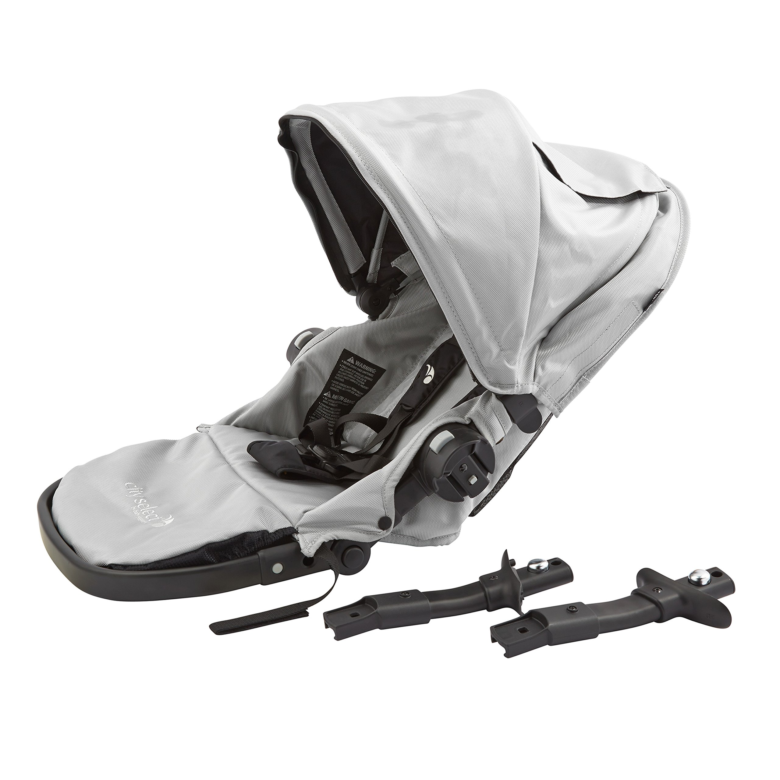 Baby Jogger City Select Second Seat Kit Silver Ebay
