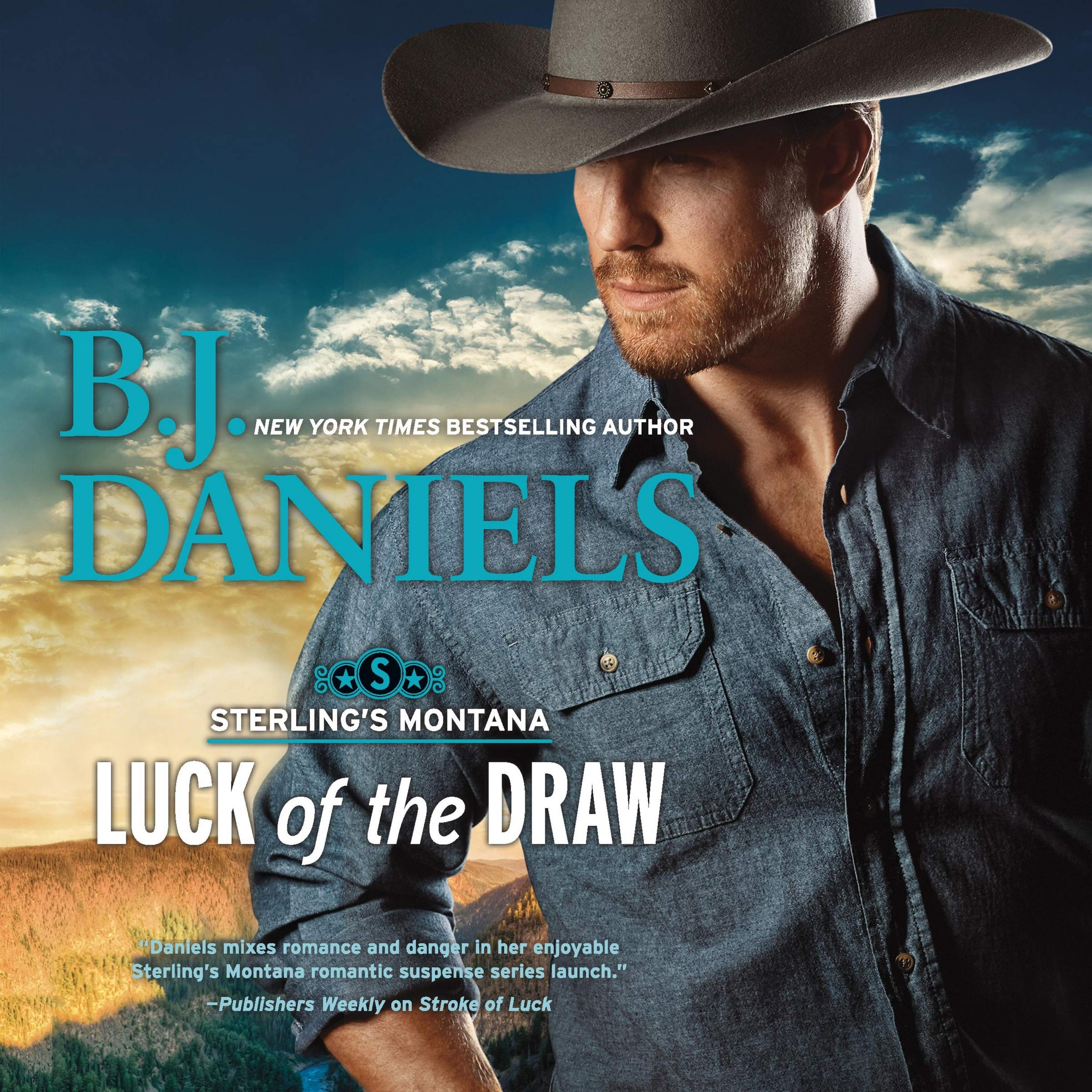 Amazon com: Luck of the Draw: The Sterling's Montana Series