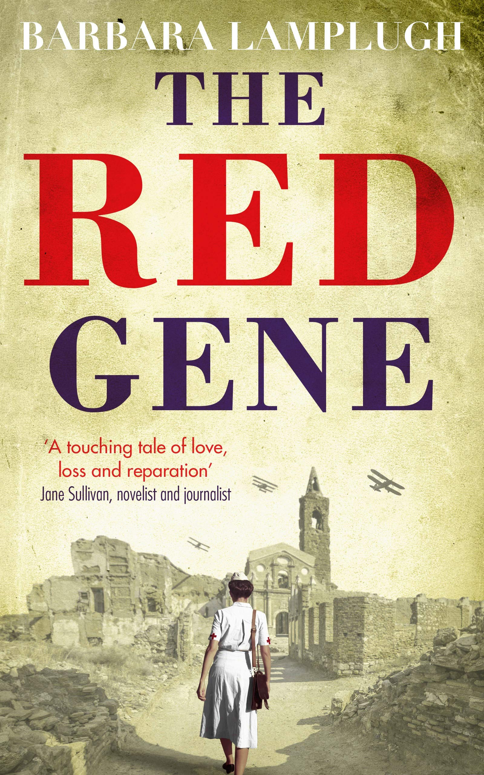 Red Gene por Barbara Lamplugh