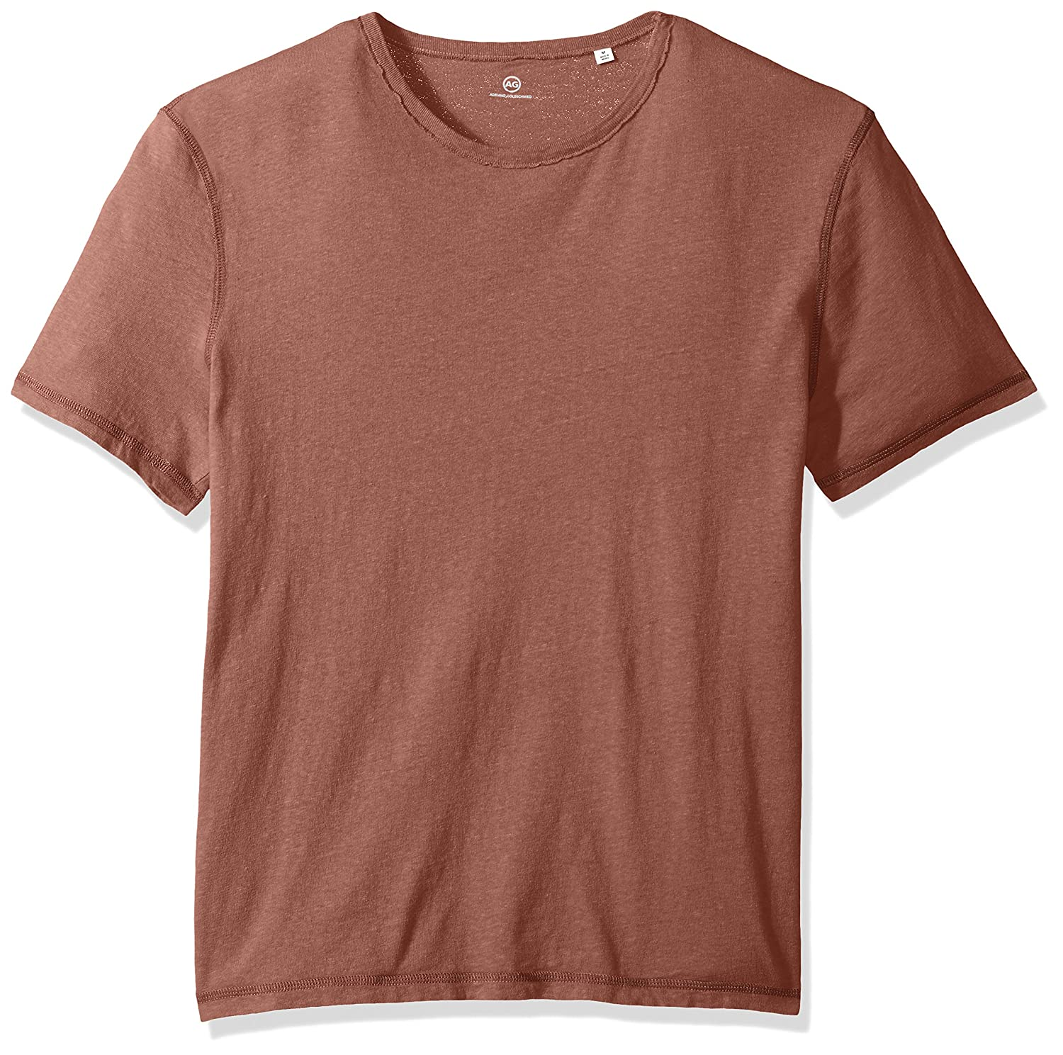 AG Adriano Goldschmied Mens Ramsey Short Sleeve Vintage Jersey Crew