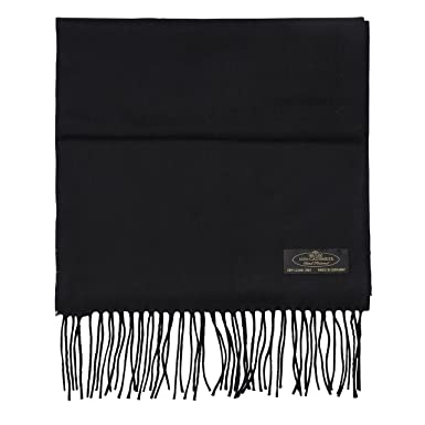 a0aadc2d25c65 FHC Enterprize 100% Cashmere Ladies and Mens Scarves (black) at ...