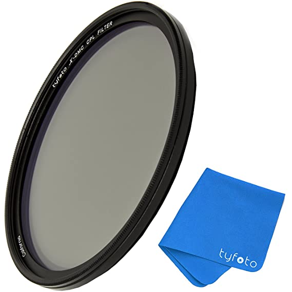 Review 77mm Polarizing Filter For