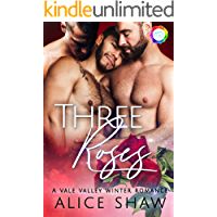 Three Roses: A Winter Romance (Vale Valley Book 3)