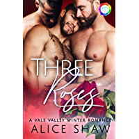 Three Roses: A Winter Romance (Vale Valley Book 3) (English Edition)