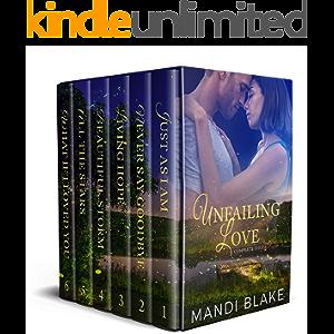 Unfailing Love Complete Series Box Set: Sweet Christian Romance