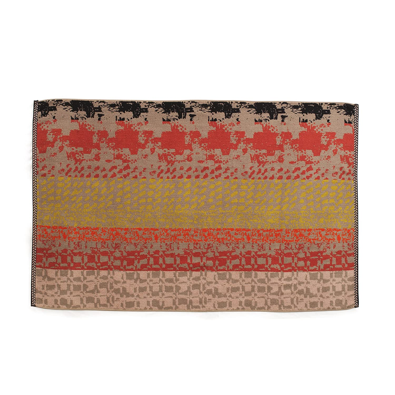 Eiffel Textile Gibara Toalla Ducha, Algodón Peinado, Rojo, 140x70x3 cm: Amazon.es: Hogar