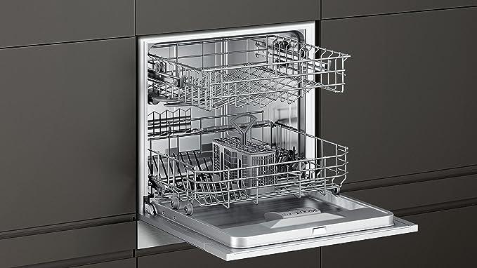 Bosch SCE64M65EU lavavajilla Bajo encimera 8 cubiertos A+ ...