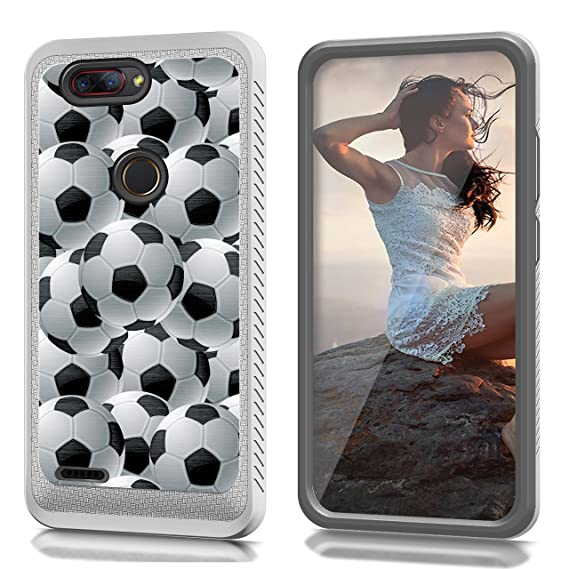 the best attitude deab5 ada28 Amazon.com: ZTE Blade ZMAX Case, CASECREATOR[TM] for ZTE Blade ZMAX ...