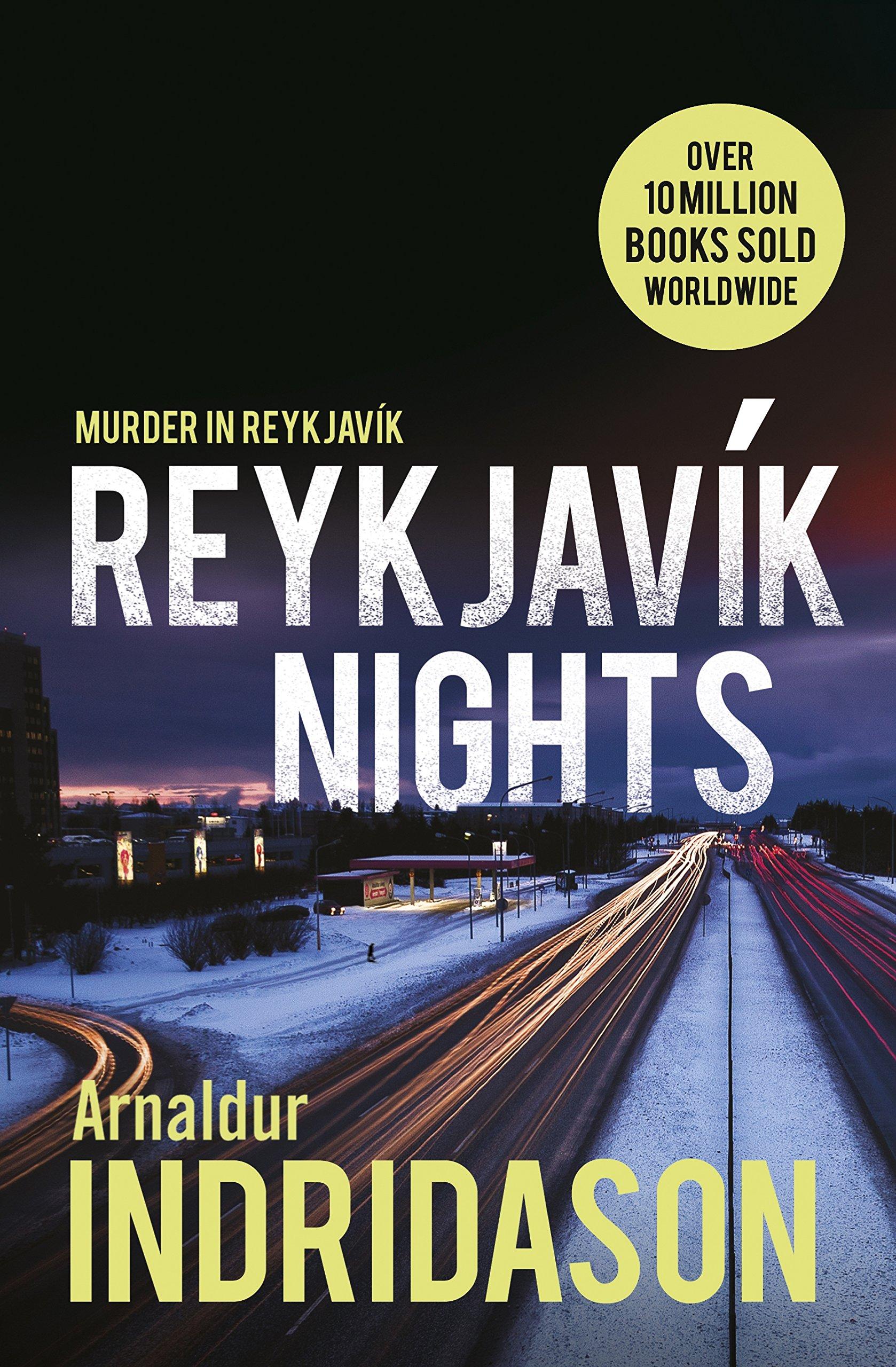 Reykjavík Nights: Murder in Reykjavík pdf