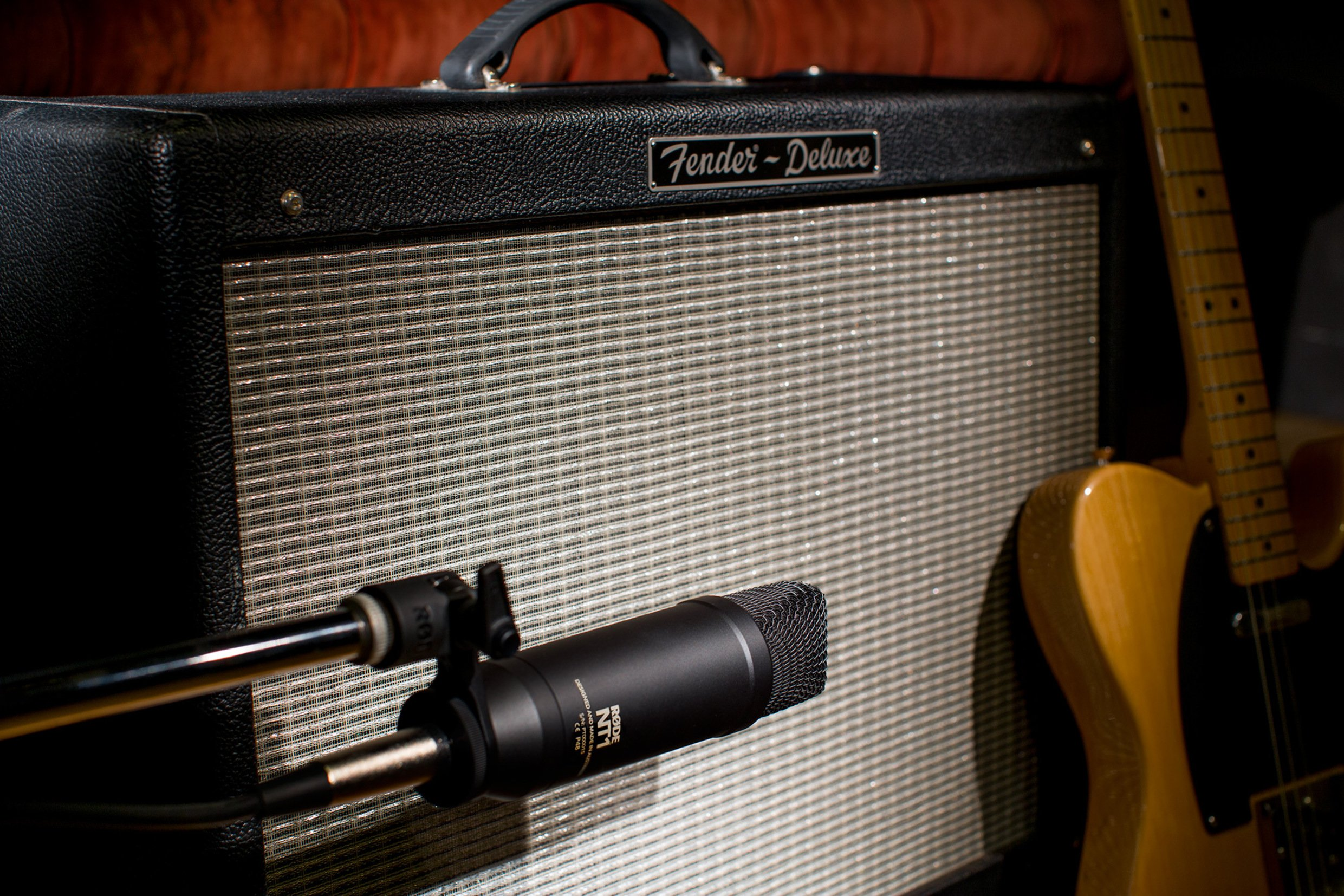 Rode NT1 Condenser Microphone Cardioid by Rode (Image #5)