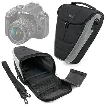DURAGADGET Funda para Cámara Canon PowerShot SX40 HS/Express Panda ...