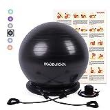 RGGD&RGGL Yoga Ball Chair, Exercise Balance Ball