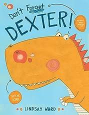 Don't Forget Dexter! (Inglés) Pasta dura
