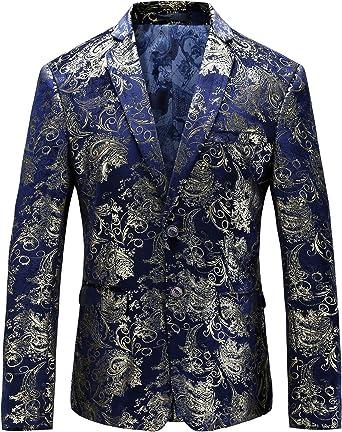 giacca fantasia uomo