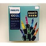 Philips Multi Mini Lights 100 Bulbs Remains Lit