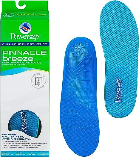 Powerstep Pinnacle Breeze Shoe Insoles