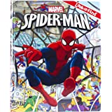 Marvel Spider-man - Look and Find