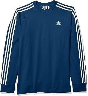 7b1d0054afb adidas Men's Originals Long Sleeve Pique Tee at Amazon Men's ...