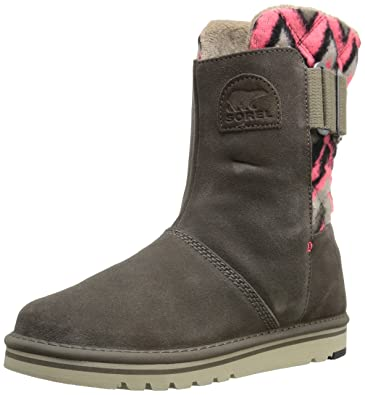 Womens Sorel Women's The Campus Mid Height Chevron Boot Outlet Online Shop Size 38