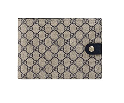 a707a830b493 Gucci GG Platinum Gold Guccisima Wallet Leather Bowie Bow New Italy ...