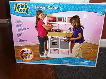 Amazon.com: American Plastics I Wish I Was Cooking Kitchen 25 Pieces on number one kitchen, high school kitchen, hello kitty kitchen, brick house kitchen, my dream kitchen, my secret kitchen,