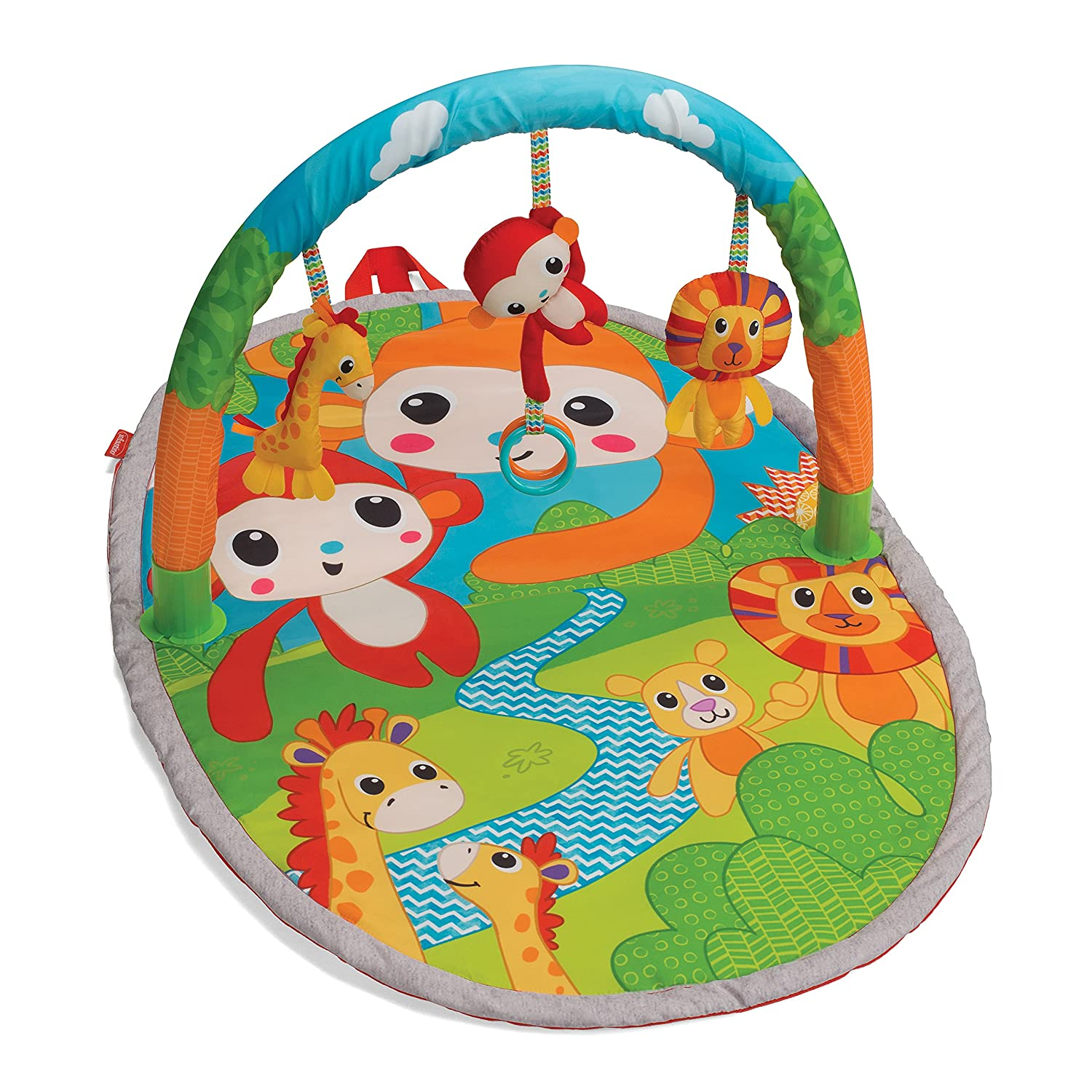 Amazon Infantino Explore & Store Jungle Gym Baby