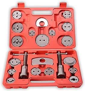 TRESKO® Reposicionador de pistones de freno 22 piezas para