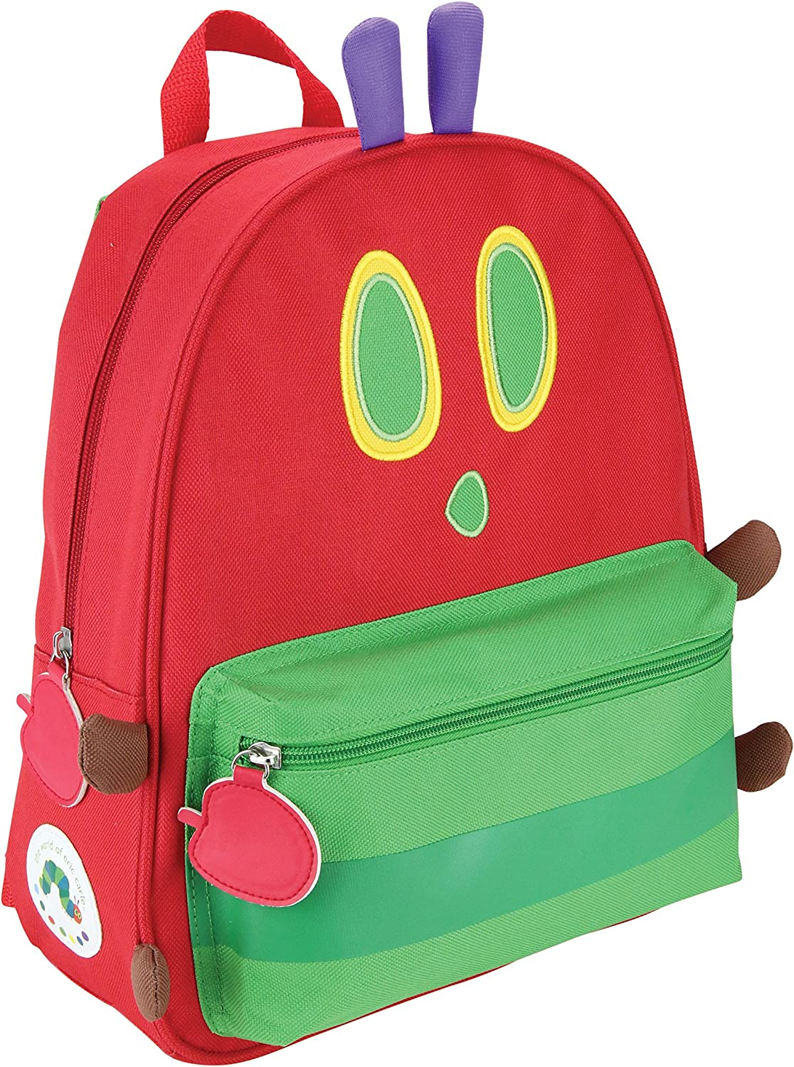 World of Eric Carle, The Very Hungry Caterpillar Backpack