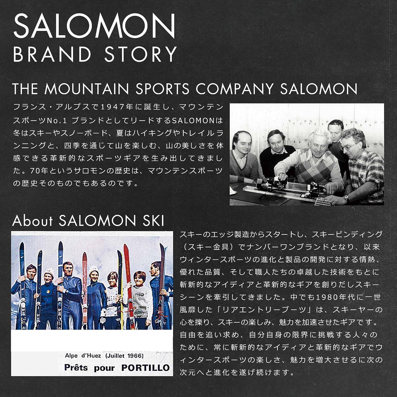 Black//Safran SALOMON X Pro 100