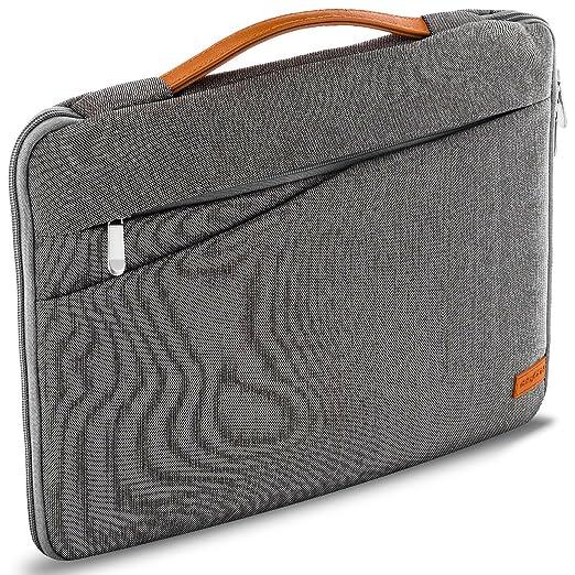"""7 opinioni per deleyCON Borsa per Notebook/Laptop/Portatile fino a 17"""" (43,2cm) Custodia in"""