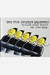 The Five Chinese Brothers (Paperstar) Library Binding